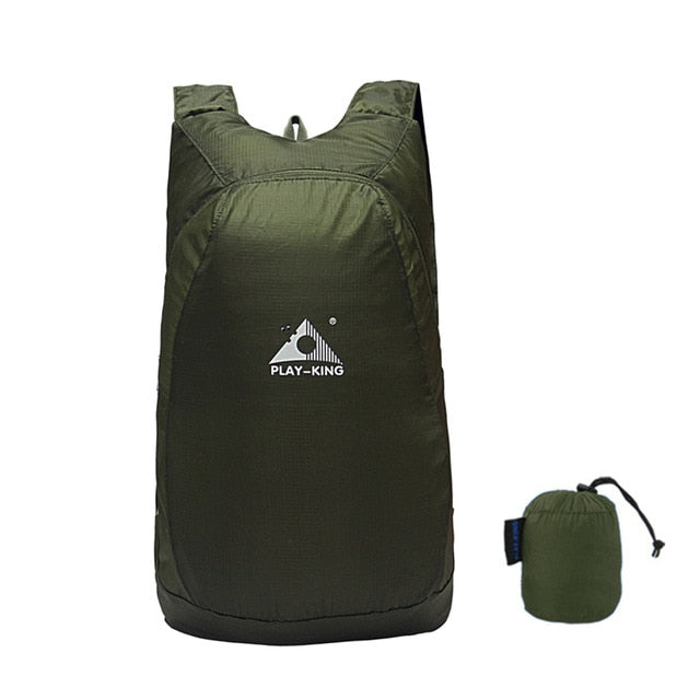 UltraLight Waterproof Packable Travel Backpack