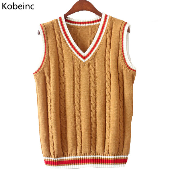 2017 KOBEINC Woman's Knitted Cable-Stitch Pullover