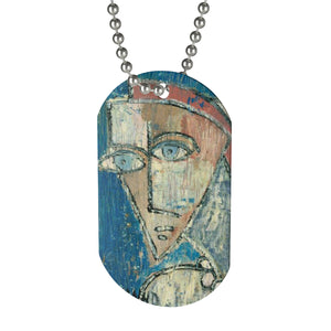 The Woman Dog Tag