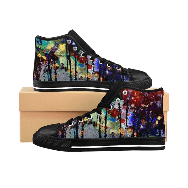 Dripping Springs Women's High-Top Sneakers