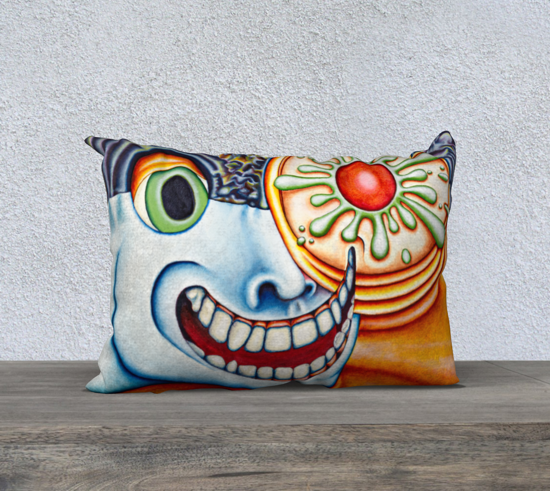 The First Time I Saw You Pillow