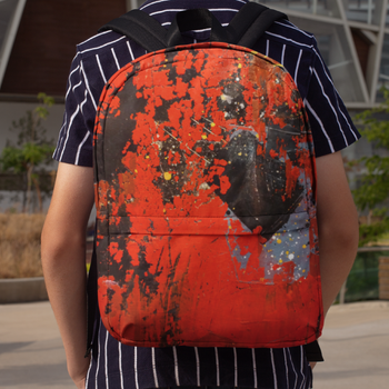 Martian Landscape Backpack