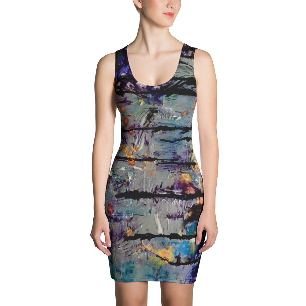 Dripping Springs Fitted Dress
