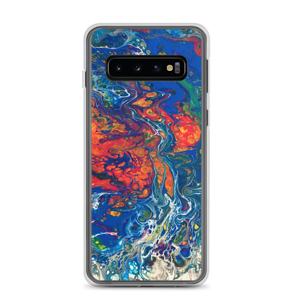 Acid Trip Samsung Case