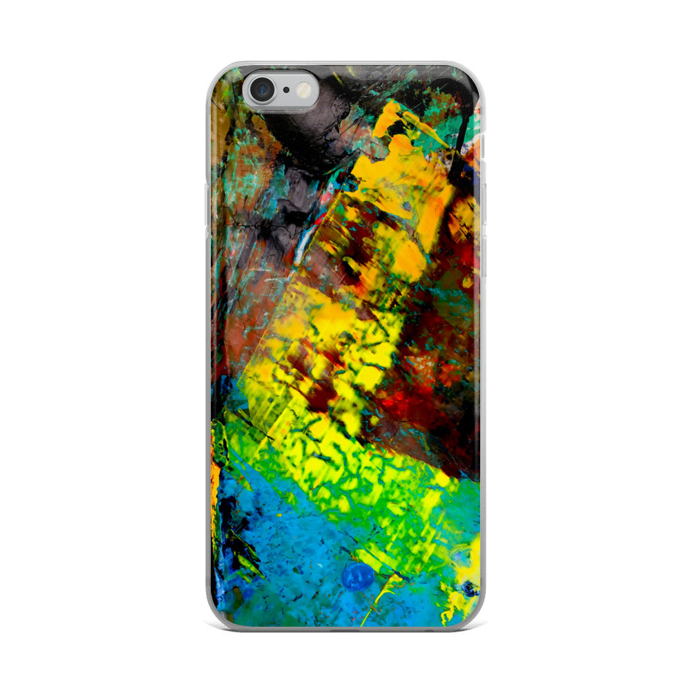 Fault Line iPhone Case