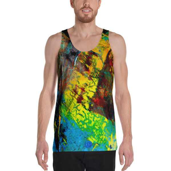 17 EH All Over Print Unisex Tank Top