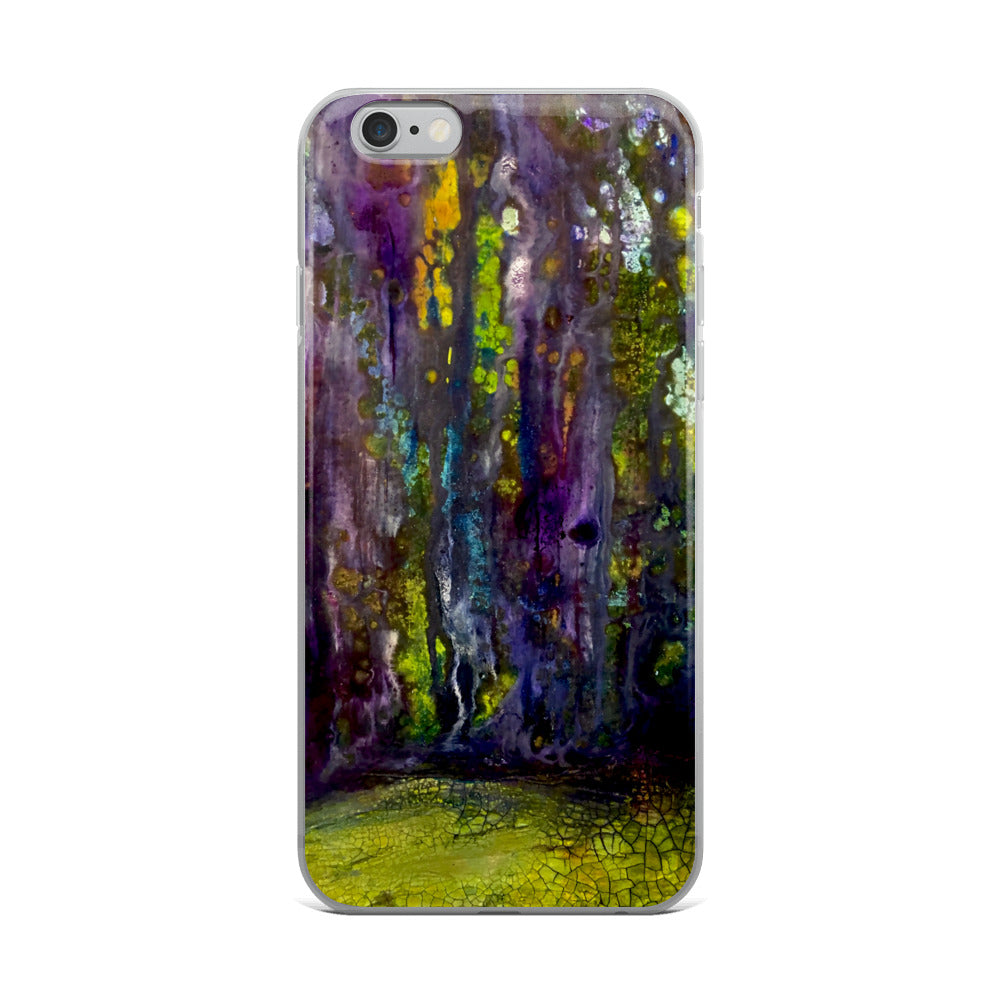 Entrance to Fairy Forest iPhone Case