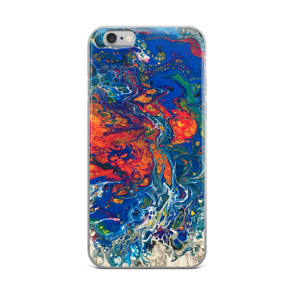 Acid Trip iPhone Case