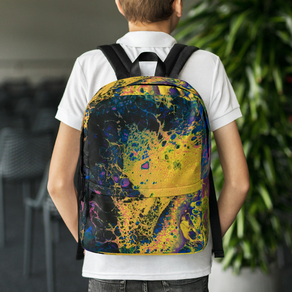 Solar Flare Backpack