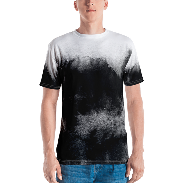 Sumi Ink All Over Print Men's T-shirt
