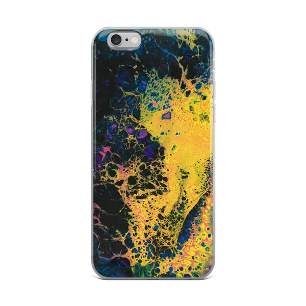 Solar Flare iPhone Case