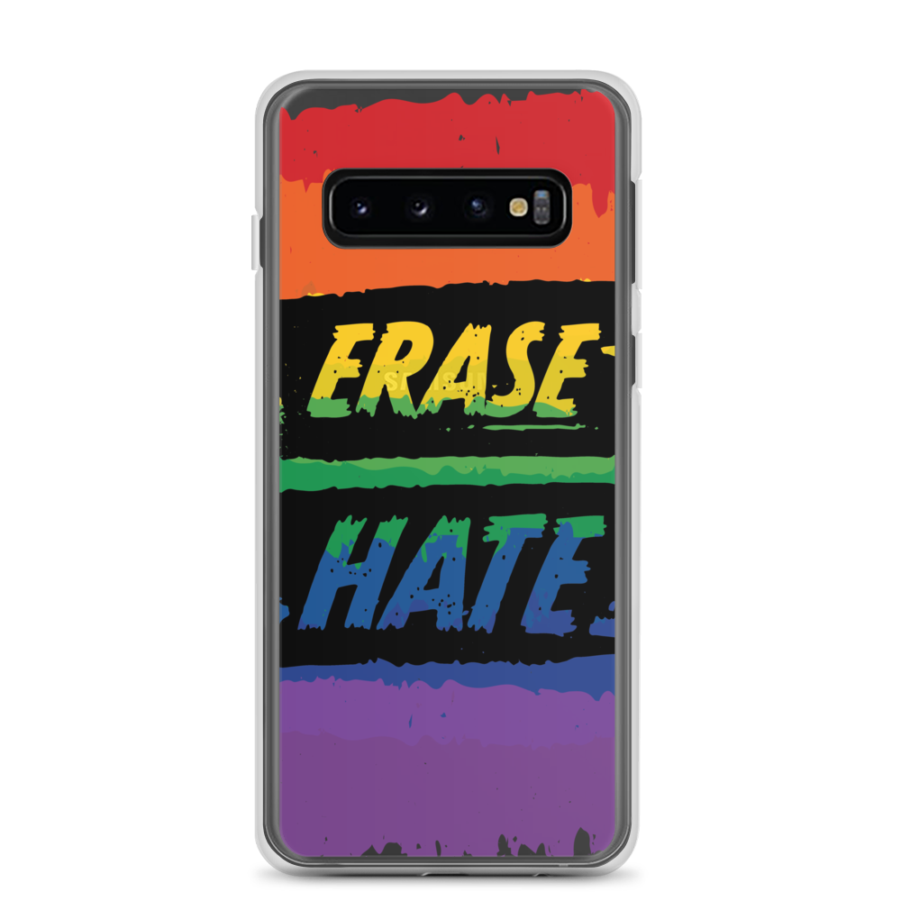 Erase Hate Samsung Case