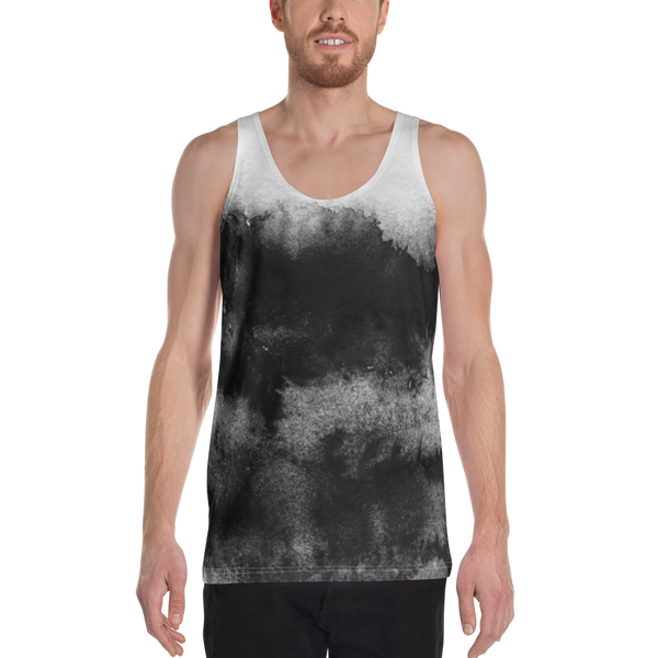 Sumi Ink All Over Print Unisex Tank Top