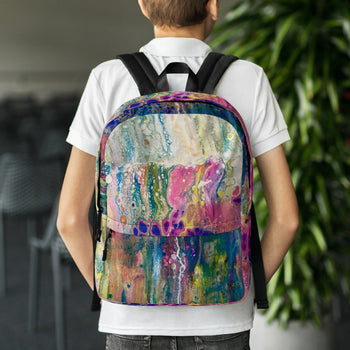 Lighting Bolt  Backpack