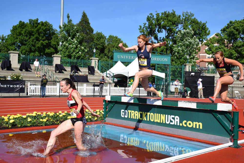 Rocket Pure Ambassador Seconds from Qualifying for Olympic Trials – By Katelyn