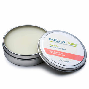 Grapefruit & Peppermint Hand and Foot Balm