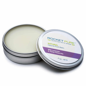 Lavender & Ylang Ylang Hand and Foot Balm