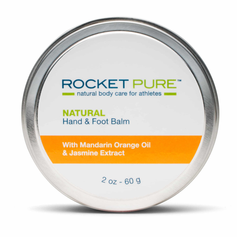 Mandarin Orange & Jasmine Extract Hand and Foot Balm
