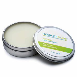 Tea Tree & Lemongrass Hand and Foot Balm