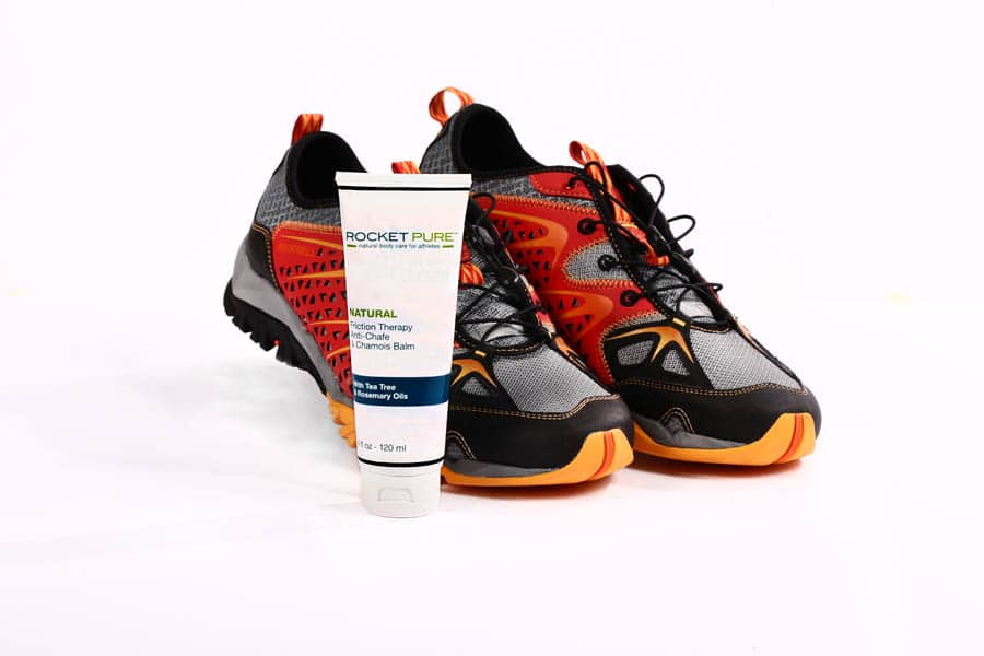 Rocket Pure Friction Therapy Anti-Chafe & Chamois Balm for shoes