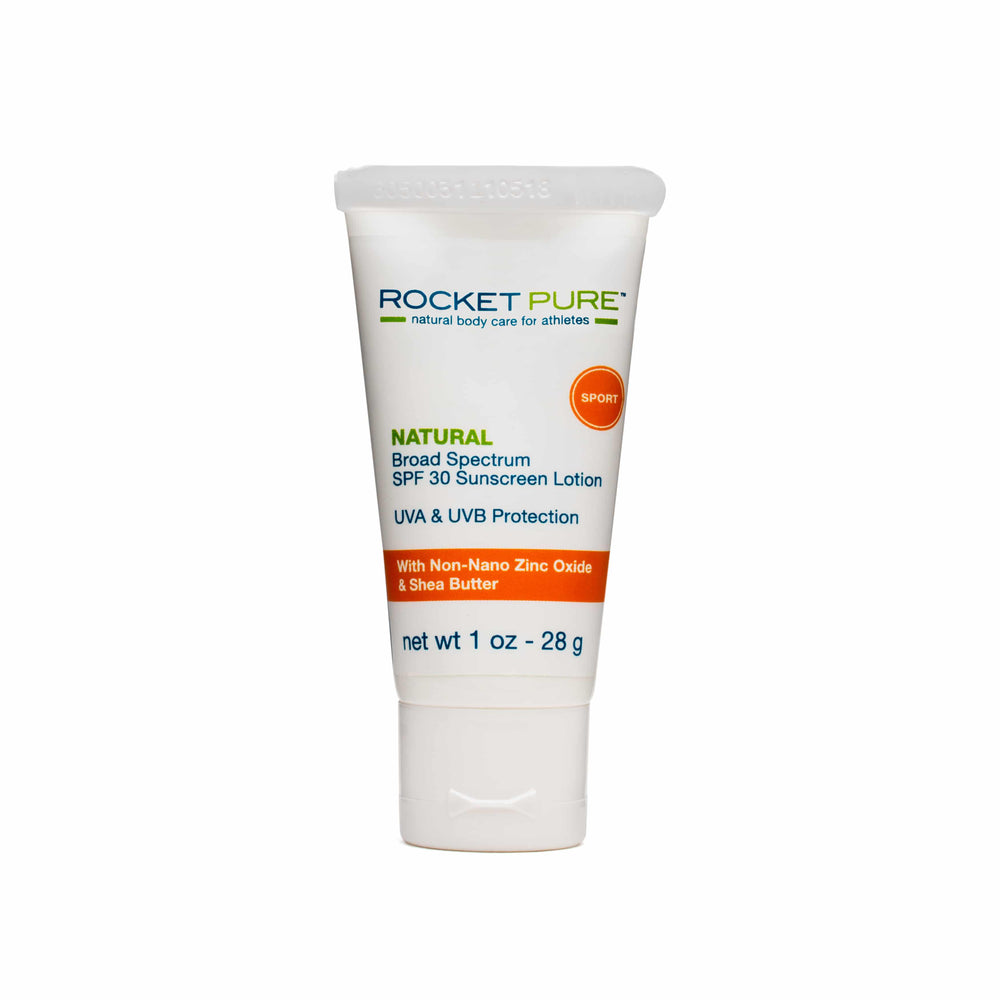 1 Ounce SPF 30 Zinc Oxide Sunscreen