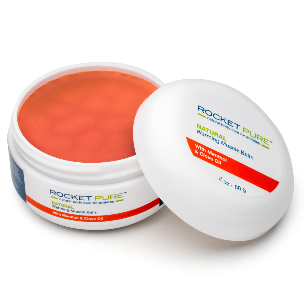 Cooling and Warming Muscle Balm Combo Pack