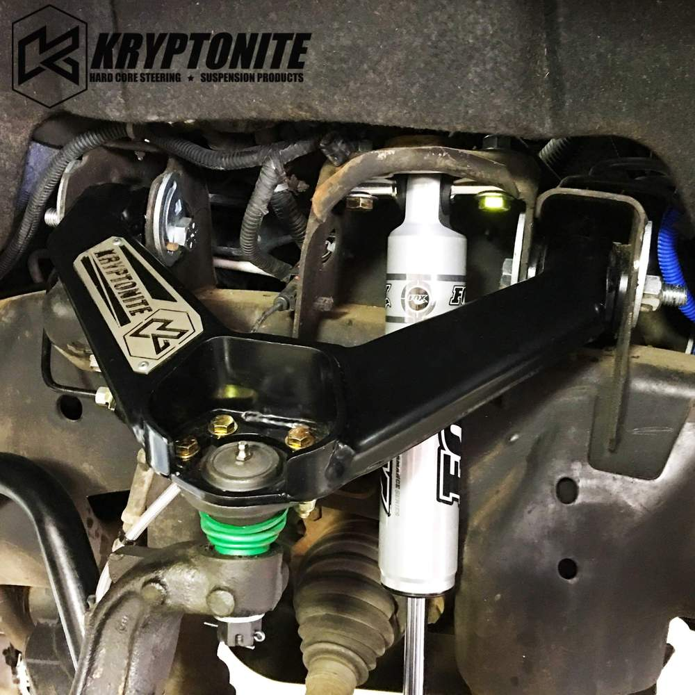 Duramax Upper Control Arms - Kryptonite Suspension