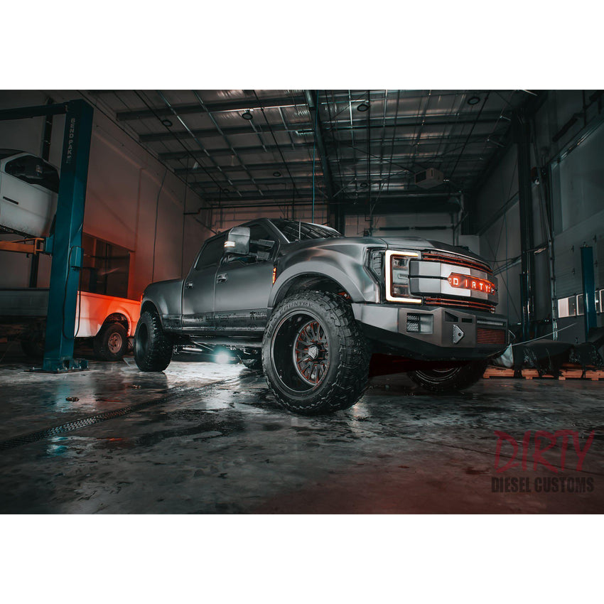 Any Level Lift Waffle-Any Level Lift Waffle-Dirty Diesel Customs-Dirty Diesel Customs