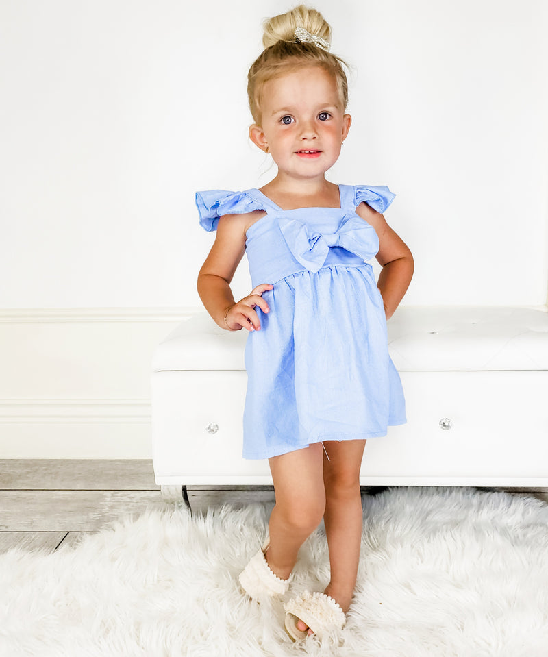 Bella Bow Dress