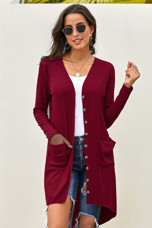 Lucy Long Cardigans 2 colors