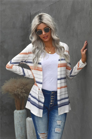 Sidney Striped Cardigan
