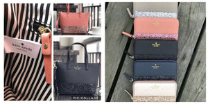 KATE SPADE PURSES AND WALLETS