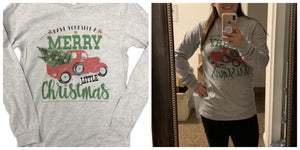 Have yourself a merry little Christmas Tee