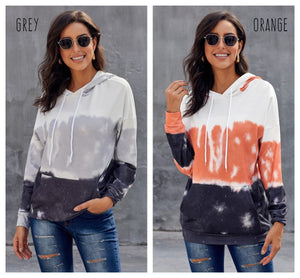 Cicily Tiedye Hoodies- 2 colors