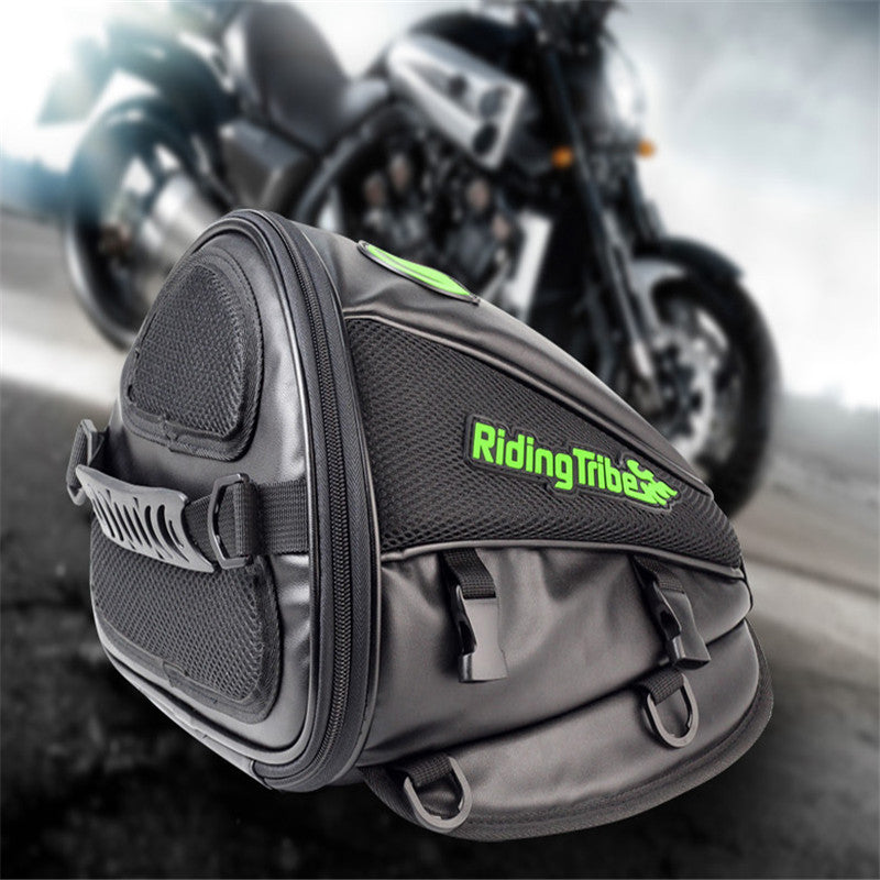 Motorcycle Backpack Leather