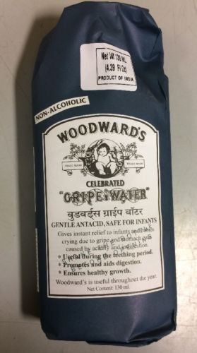 Gripe Water 130 ml by Woodward's Free Shipping