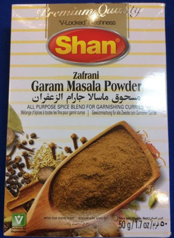 Zafrani Garam Masala Powder 50gm