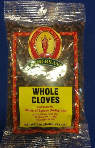 Whole Cloves 3.5 Oz Free USA Shipping!