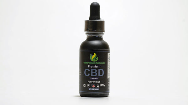 Tincture Isolate 3500mg CBD