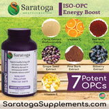Delicious ISO-OPC Grape Flavored Antioxidant Powder Drink Mix