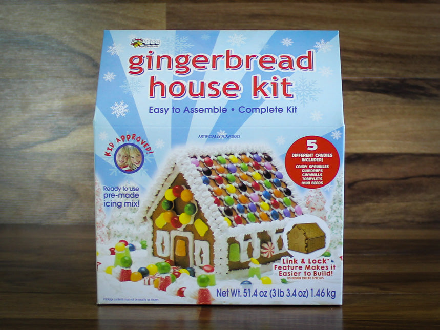 Gingerbread House Kits bulk orders