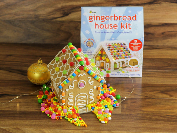 City Gingerbread House Kit