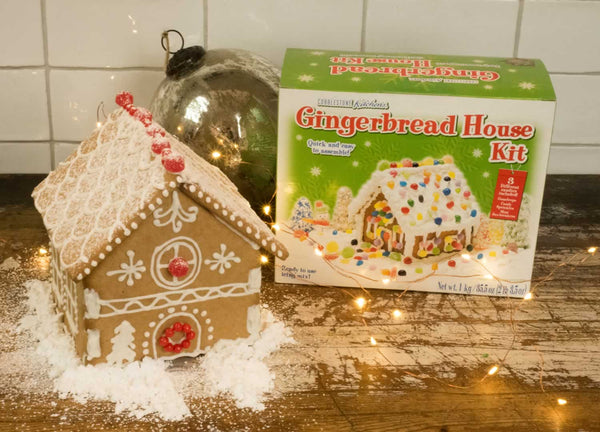 Gingerbread House Kit - The Cube
