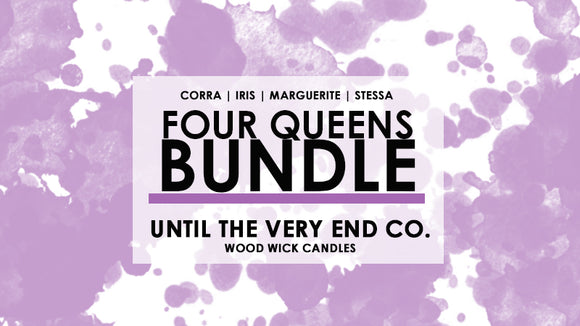 Four Dead Queens Bundle
