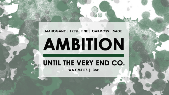 Ambition Wax Melts