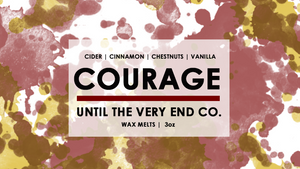 Courage Wax Melts