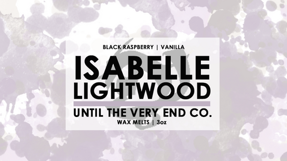 Isabelle Lightwood Wax Melts