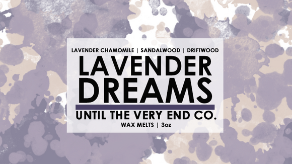 Lavender Dreams Wax Melts