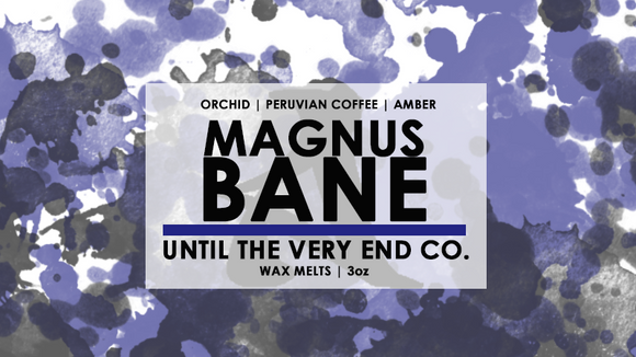 Magnus Bane Wax Melts