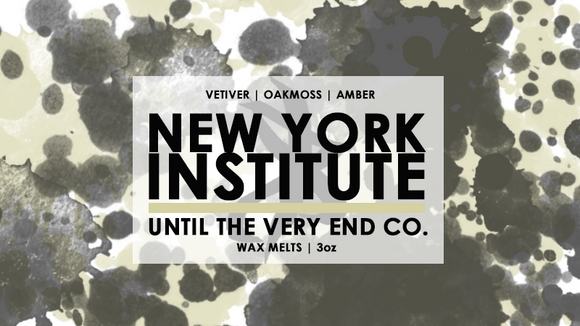 New York Institute Wax Melts